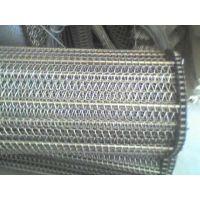 供应201高温网带 304不锈钢人字形输送网带