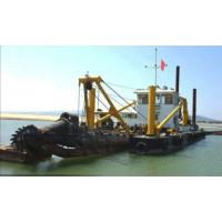挖泥船制造商 挖泥船参数 耙吸式挖泥船