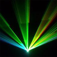 格蕾斯直销DMX5W全彩动画激光灯 舞台演出镭射激光光束