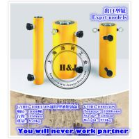 1000吨150MM行程GYHH1000150S外贸出口双作用通用液压油缸上海浩驹H&J