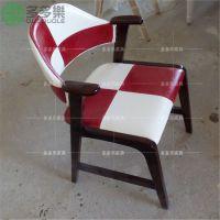 深圳厂家定做 新款餐椅 中式实木餐椅 多多乐家具定制