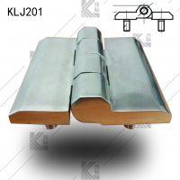 凯陆 不锈钢合页 铰链 重型合页 露天合页 工业门专用 高端设备 含螺杆 5mm厚