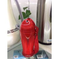 西安高档时尚创意男女士儿童水杯礼品礼盒定制印字 希诺那美思宝不锈钢保温杯创意鱼形杯