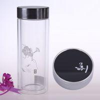 【河南】郑州玻璃水杯批发市场 诗如意厂家直供