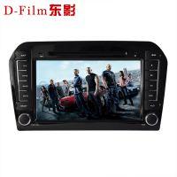 大众2013款新捷达专车专用DVD导航仪一体机 东影原厂正品