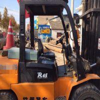 杭州二手4.5吨叉车,R款二手柴油叉车 4米堆高二手叉车价格 现惠