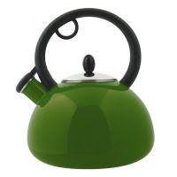 原装进口不锈钢搪瓷水壶 珐琅瓷壶 设计 时尚家居