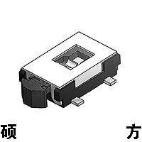 7.4*4.0长体侧按中乌龟轻触开关TS-1113
