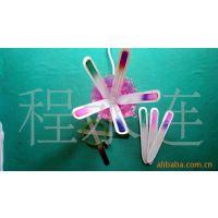 生产供应钢化玻璃锉修甲用具 腐蚀玻璃锉指甲修护用具TB-T90