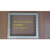 黄山市大型铝制网板厂家 拉网板