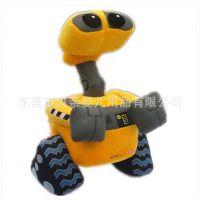外贸原单正版机器人总动员 瓦力WALLE 来图来样订做 厂家直销