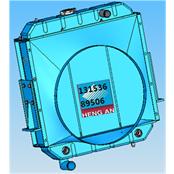 河北龙工LG50C铲车水箱散热器配件型号价格