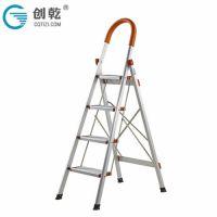 五步梯子价格多少钱 摩托车可以携带的家用梯子 广州创乾梯子五步家用梯 CQB-5
