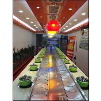 杭州回转自助火锅设备专业厂家