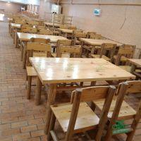 深圳厂家定做中式实木餐桌 餐厅餐桌 餐厅家具 运达来供应