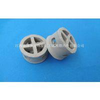 萍乡环星化工填料长期供应耐酸耐碱陶瓷阶梯环 高效填料