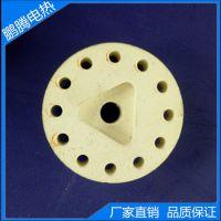 鹏腾电热电器厂家供应氧化铝陶瓷管.ZTA特种陶瓷件