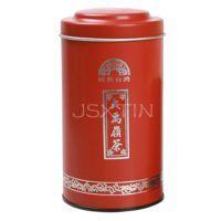 台湾大禹领茶叶铁罐包装 高山茶马口铁盒 乌龙茶叶包装盒
