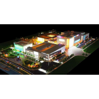 山西省太原市禁毒馆城市规划馆设计方案效果图