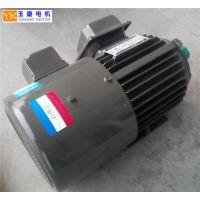 河北电机厂YVP系列变频电机Y801-2级/0.75kw 100%铜线正品 假一赔十
