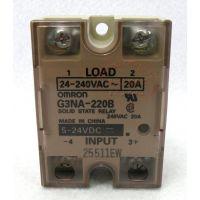 欧姆龙G3NA-220B固态继电器
