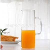 bodum 出口正品耐高温玻璃冷水壶开水壶 1.5升玻璃凉水壶家居必备