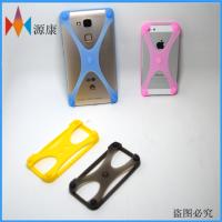 万能硅胶圈圈通用手机边框 多功能硅胶软外壳 防摔手机套创