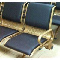 可定做排椅皮垫、 机场椅皮垫、输液椅皮垫、不锈钢长椅子坐垫、候诊椅皮垫
