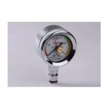 BZY60双针综采压力表,到货及时,大值双针综采压力表