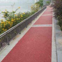 彩色透水混凝土地坪种类,透水混凝土施工工艺详细