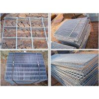 防滑钢格板|钢格板卓恒金属网(图)|镀锌钢格板