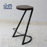 酒吧椅定做、联系深惠美家具(图)、酒吧椅定做生产