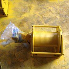 鹏齐单绳拉力2吨船用、拖拽专用液压绞盘 卷扬机 液压绞车