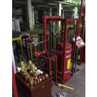 {济南海德诺}厂家直供七氟丙烷钢瓶检测设备、3C认证专用设备