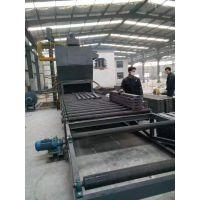 铝模板抛丸机 铝模板抛丸机 铝模板抛丸清理机