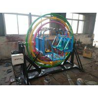 4座三维太空环|三维太空环|泰瑞游乐设备
