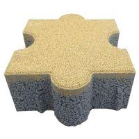 宁夏噗锐克透水砖抗压强度c40透水砖银川璞锐克面包砖