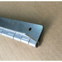 东莞帅品五金厂家直销铝合金长排铰链可按图定制2.0厚无表面处理