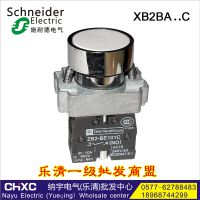 供应金属式XB2BA11C施耐德按钮开关 常开按钮 控制开关