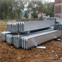 玉林高速公路护栏板 热镀锌波形护栏板 喷塑三波波形护栏板