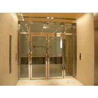 临沂泰安济宁地弹簧防火玻璃门采购价格,安装,批发商