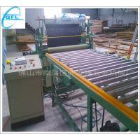 金属板材自动切膜覆膜机/不锈钢覆膜机/自动切膜覆膜机