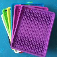 苹果ipad4平板保护壳 ipad硅胶保护套 ipad5防摔硅胶软套