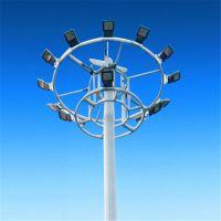 珠海公路镀锌灯杆 保税区8米高杆灯厂家 公路抗风灯杆