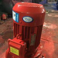 喷淋给水泵XBD14/20-80L上海消防水炮泵XBD13/30-100L