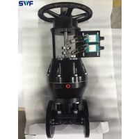 GMF-XRD13气动活塞隔膜调节阀,三维阀门,气动带手动隔膜阀