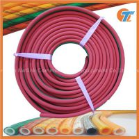 Welded Type stainless steel bellow flexible braided hose