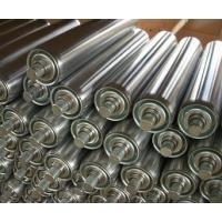郑州水生机械专业生产碳钢镀锌无动力滚筒