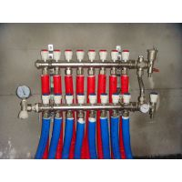 Inwarm智能温控锻造一体式分集水器