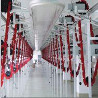 供应四季风服装科技HYT链式智能服装吊挂系统流水线